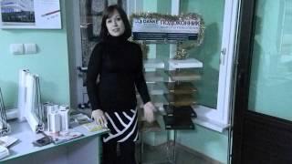 Пластиковые окна Днепропетровск. Преимущества подоконников Danke(Видеокомментарий преимуществ подоконников Данке, которые Вы можете приобрести в компании