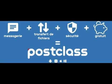 [TUTORIEL]Partagez vos cours/TP dans postclass !
