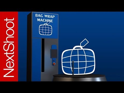 Excess Baggage Company - Bag Wrap