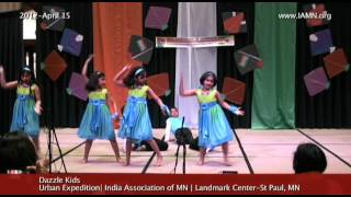 Dazzle Kids-Dance[India Association of MN]
