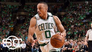Celtics Trade Avery Bradley To Pistons | SportsCenter | ESPN