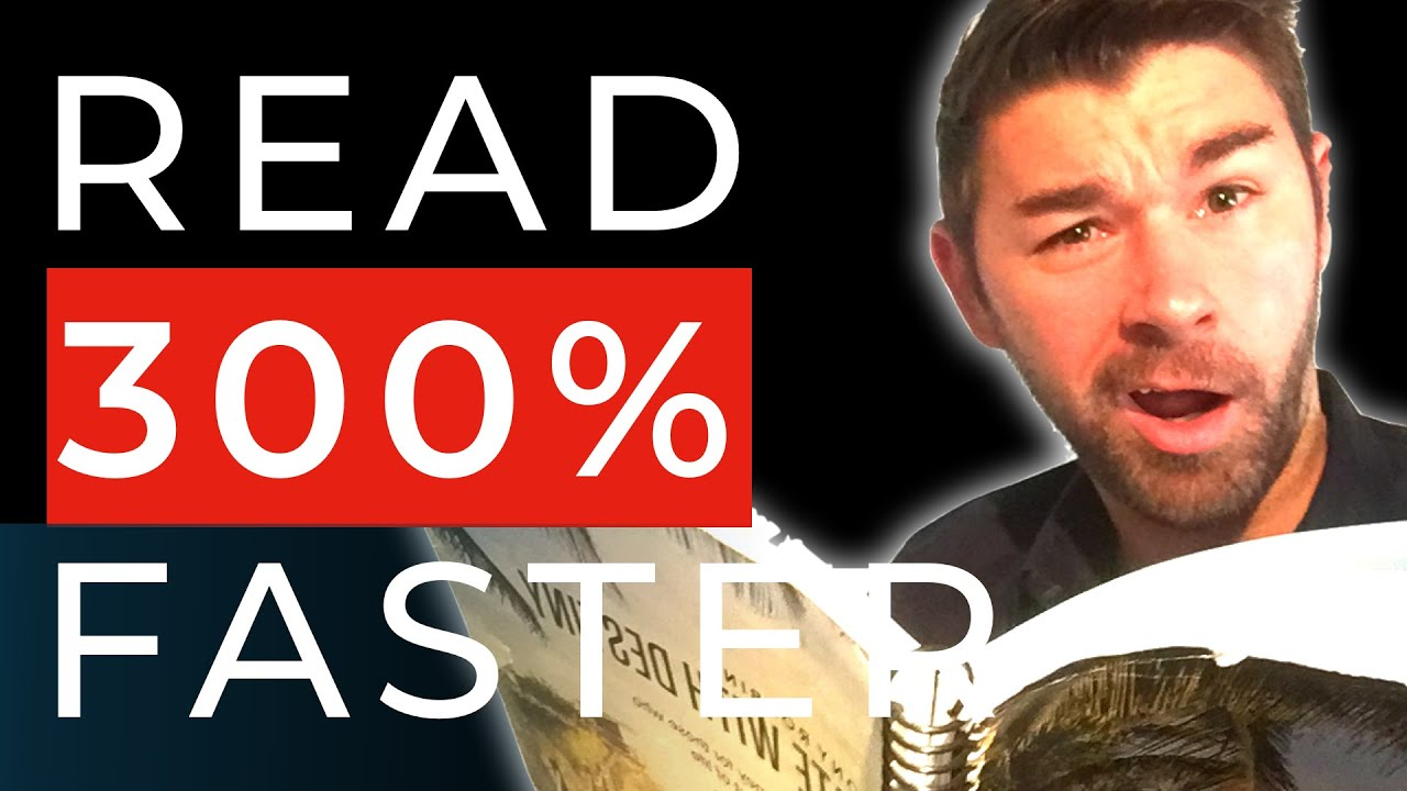 How to learn to read quickly 3