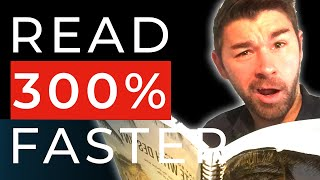 learn to speed read read 300 faster in 15 minutes