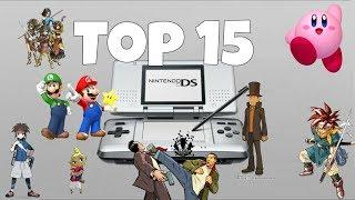 Top 15 Mejores Juegos de Nintendo DS con link de Descarga [Mega][Español][Rom]