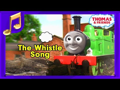 The Whistle Song - Sing-Along Song! | Thomas & Friends