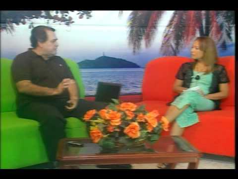 Pasión Por Santa Marta TV, Milton Infante, Periodista y Director del Programa de Radio El Faro