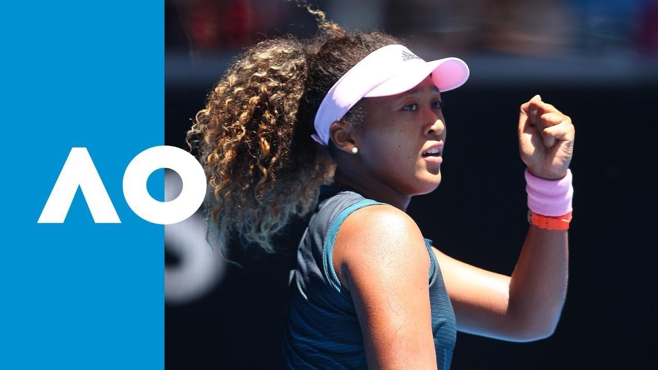 Naomi Osaka v Su-Wei Hsieh match highlights (3R) | Australian Open 2019