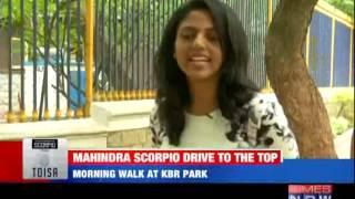 """Mahindra Scorpio TOISA Drive To The Top"" – Dronavalli Harika (Episode 6)"