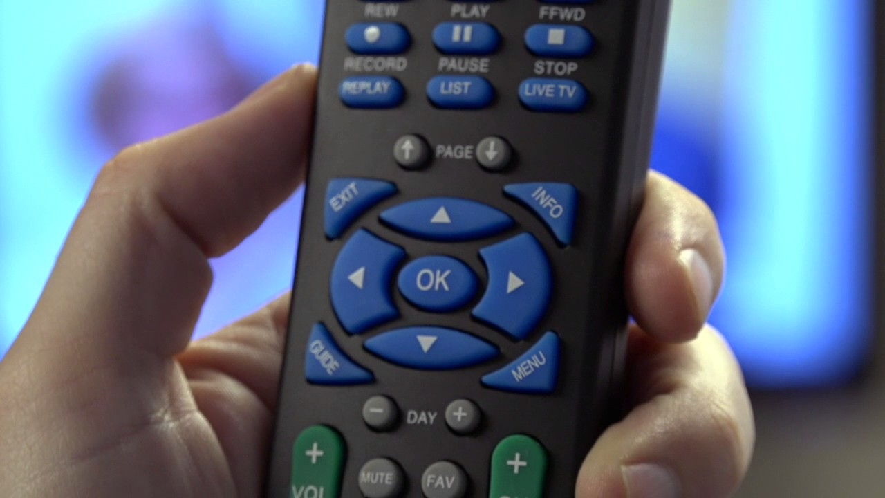 Program the set-top box remote to control your TV