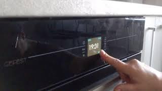 видео Духовой шкаф электрический GEFEST 602-01 K