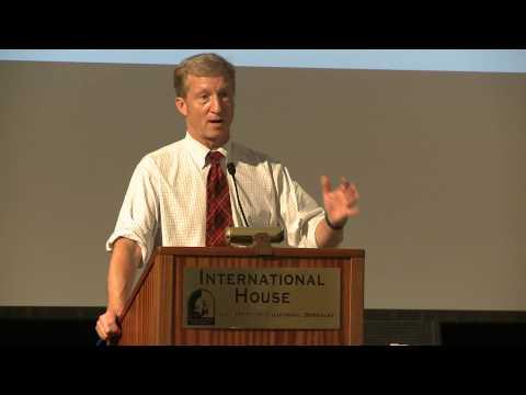 Tom Steyer  Keynote Speech - BERC Energy Symposium 2013