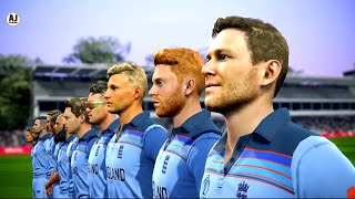 FINAL CWC 19 NEW ZEALAND vs ENGLAND || CRICKET 19 GAMEPLAY 1080P 60FPS