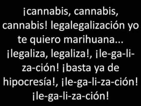 Cannabis   Ska p Letra