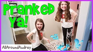 Family Fun Pranking My Family And Friends  (Skit) / AllAroundAudrey