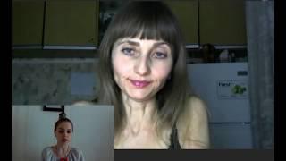 Что происходит с организмом после 7 лет сыроедения? Откровенное интервью с Евгенией Довженко.
