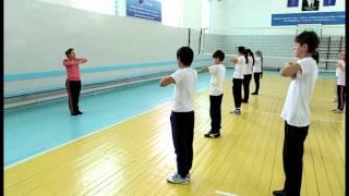 урок физкультуры Сидрат Муртазалиевой (МКОУ СОШ№2 г.Кизилюрта)
