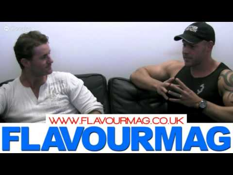 Simon Howard & James Conci-Mitchell health & fitness hangout on air