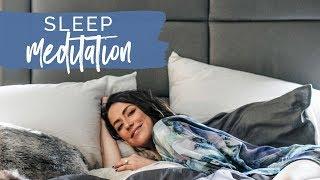 Nighttime Mindful Meditation For A Peaceful Sleep