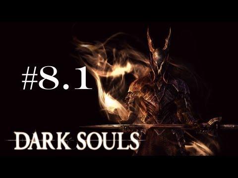 Dark Souls Guia Parte 8- La Fortaleza de Sen (1/2)