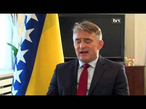 Željko Komšić: 'Ja nisam vidio papir iz Srbije o razgraničenju'