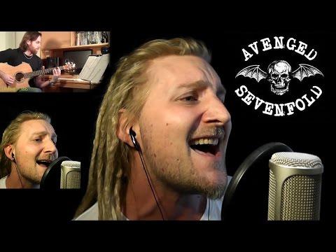 AVENGED SEVENFOLD - DEAR GOD (Live Vocal Cover)