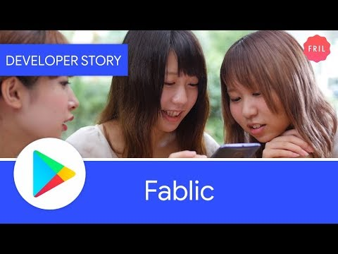 Android Developer Story:  Fablic improves sign ups by 30{0dd7951f2cebdc14b14cabbb7172510dbdfc3a2c2c94ea741bf4505f88c637cd} with Material Design and Android Studio