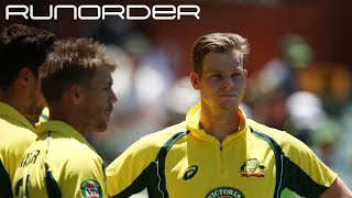Runorder: Is this one of the weakest Australian ODI teams to tour India?