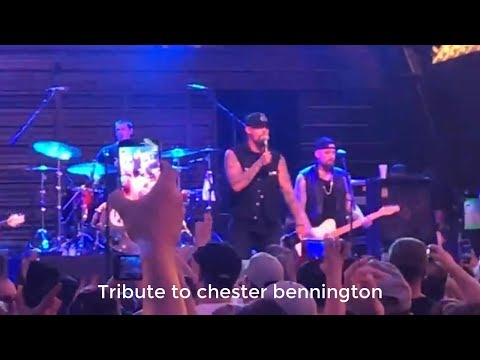 Good Charlotte Tribute To Linkin Park Chester Bennington – Hold On Live|Tribute to ChesterBennington
