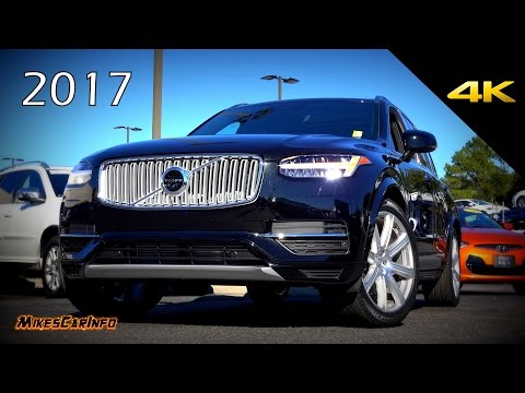 2017 Volvo XC90 Hybrid T8 Excellence - Ultimate In-Depth Look in 4K