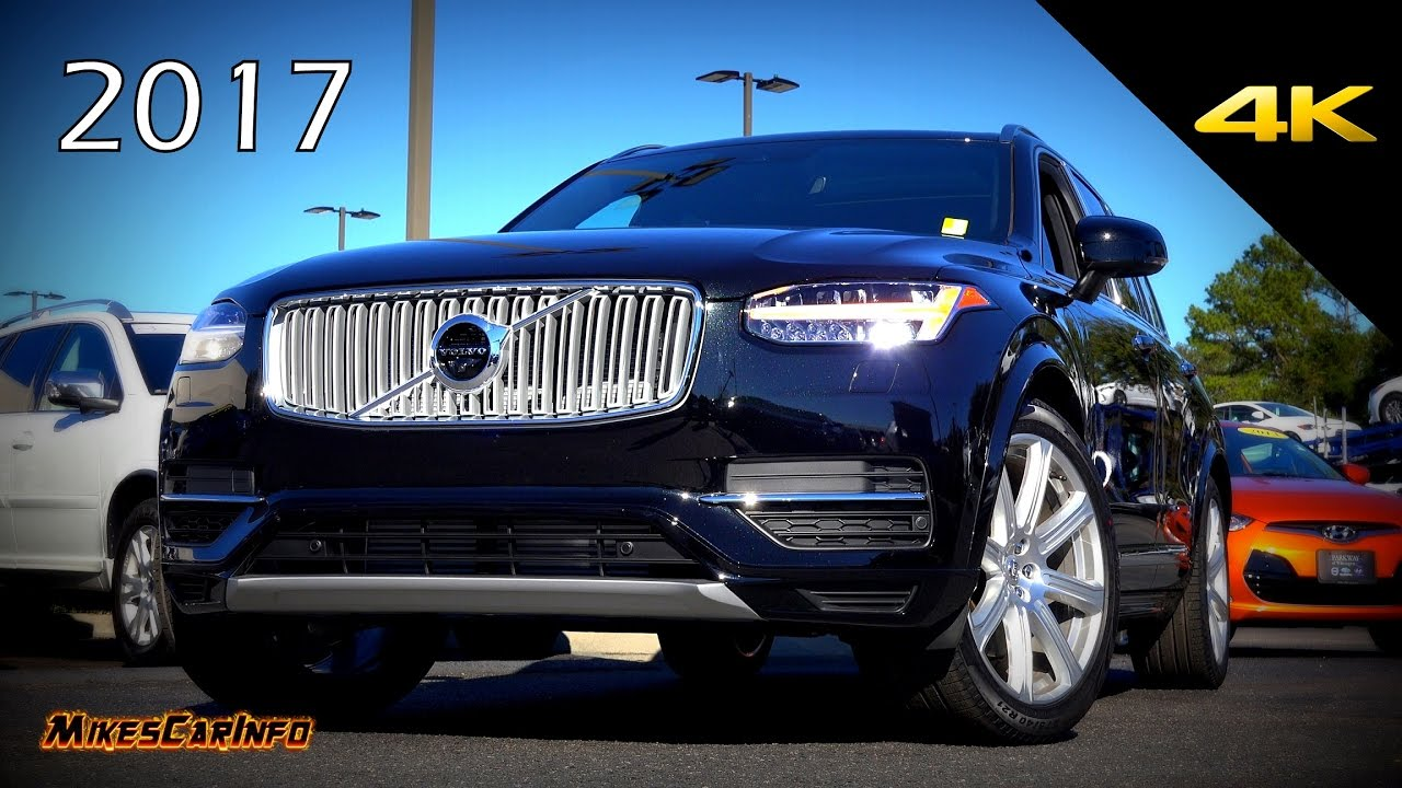 2017 Volvo Xc90 Hybrid T8 Excellence Ultimate In Depth Look 4k You