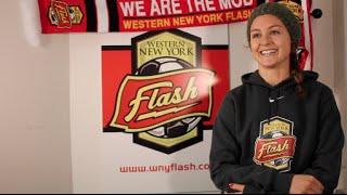 Flash Focus: Jordan Angeli