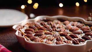 The Best-Ever Pecan Brownie Pie Recipe | Tastemade