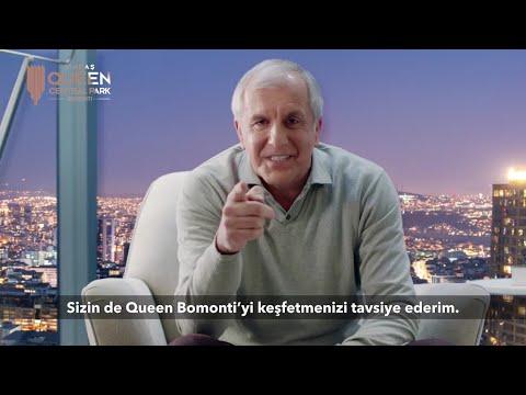 Zeljko Obradovic'in yer aldığı Sinpaş Queen Bomonti reklam filmi 🎥🎬