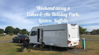 Weekend Away At Cakes & Ale, Suffolk