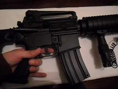 e5ae60d0e05 Venda airsoft M16-M4A1 pronta entrega no Brasil - YouTube