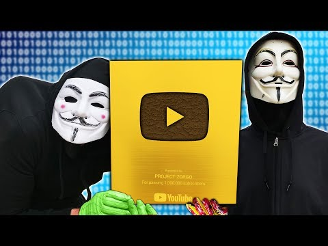 1 MILLION HACKERS! We Found SPY NINJAS Safe House!