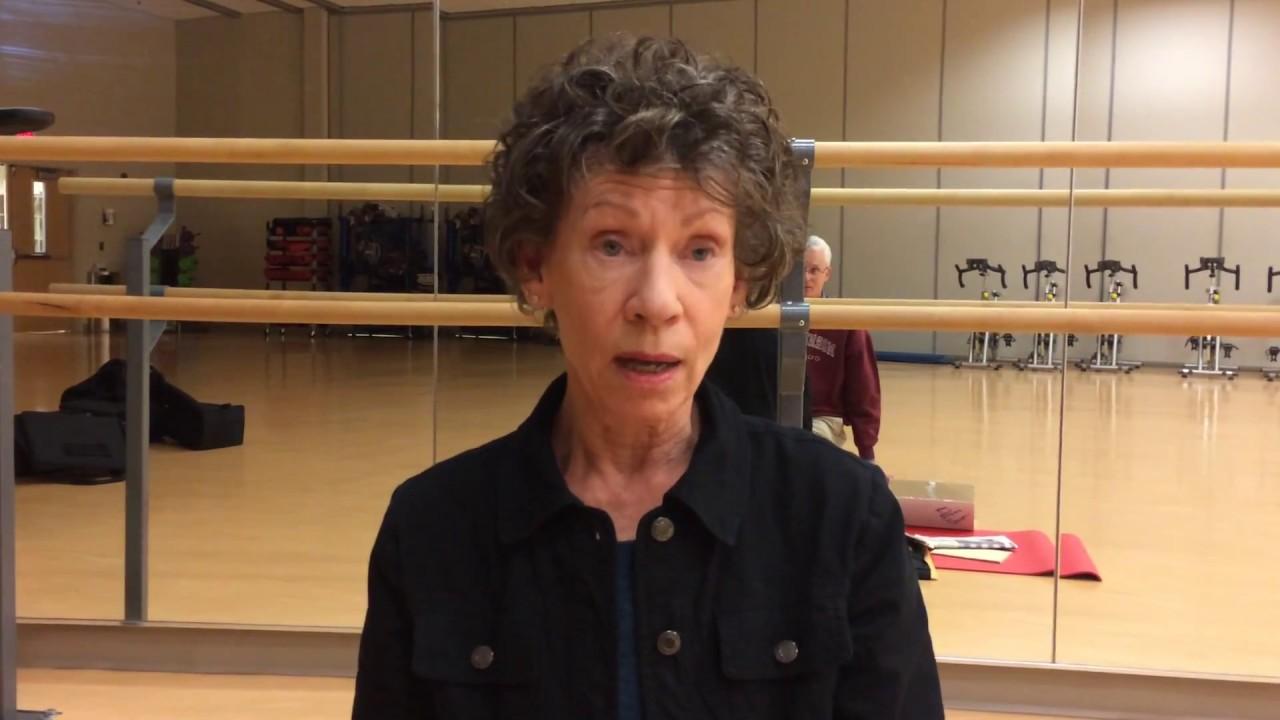 Kathleen Osterman, Sibley, Iowa, describes her military service in Vietnam