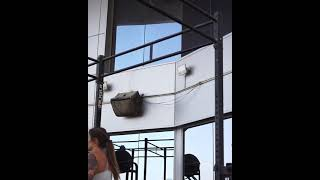 Strict Pull Up Training For Crossfit Games   Crossfit Athlete #shorts