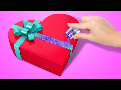 Как сделать подарок на день рождения тете своими руками