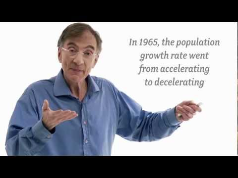 Examination of the World's Population with Joel Cohen