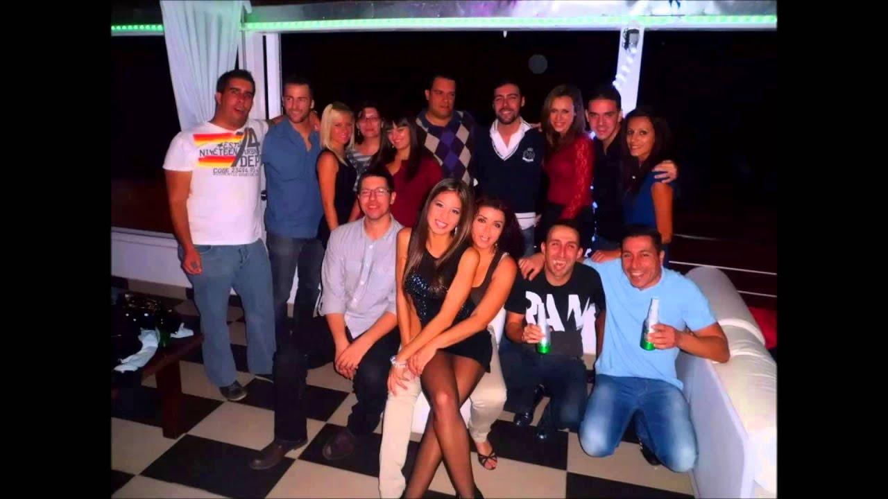 Amigos Paso A Paso Las Palmas Gc Salsa Y Bachata 2012 Youtube