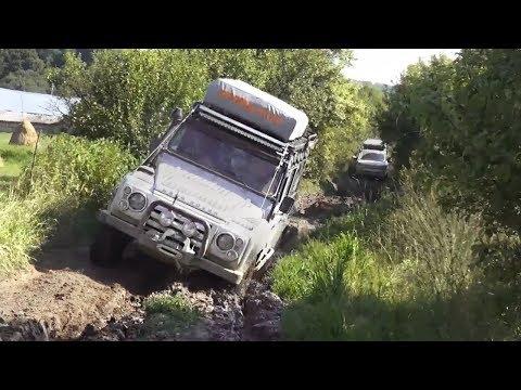 Land Rover Adventure Club: Romania 2016 (Part 1) – Vampire Trail – Transylvania Adventure