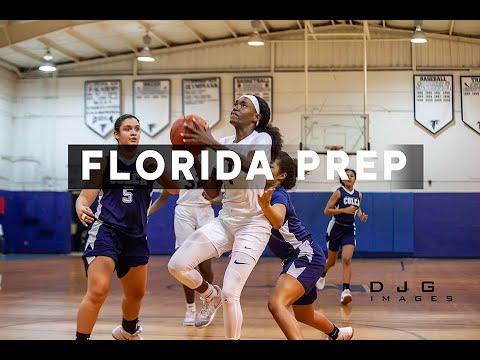 FL Prep Girls Basketball 2A Regional Final Game against City of Life Christian Academy 2019