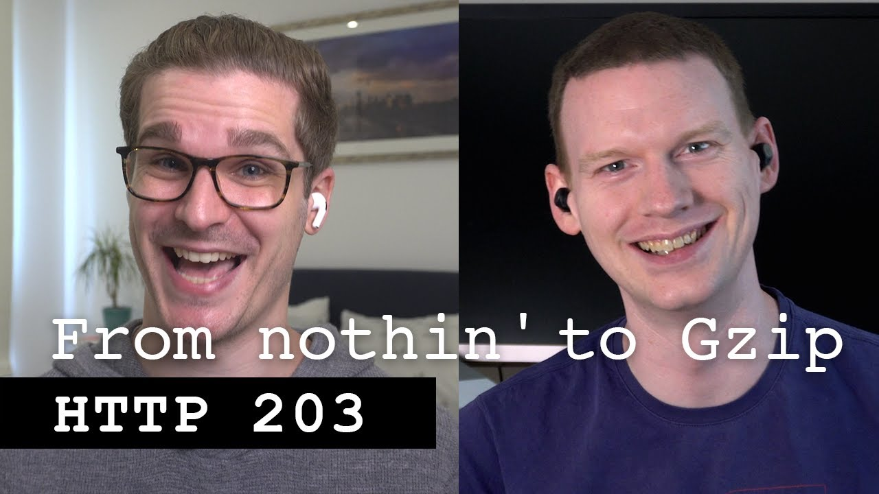 From nothin' to gzip - HTTP 203