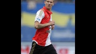 Michiel kramer 2-4 Excelsior Rotterdam - Feyenoord 2-4 🔴⚪️