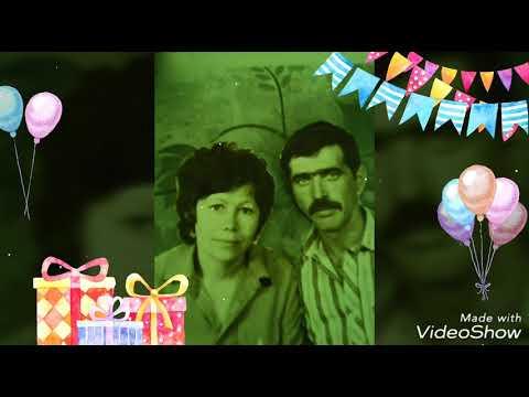 Любимый папа и дедушка с днем рождения.