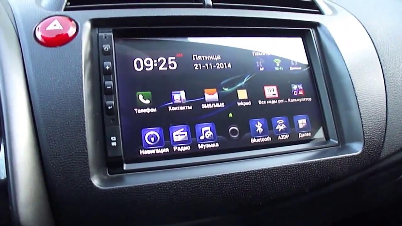 HONDA Civic 9. I-VTEC 1.8. Первое впечатление от марки Honda .