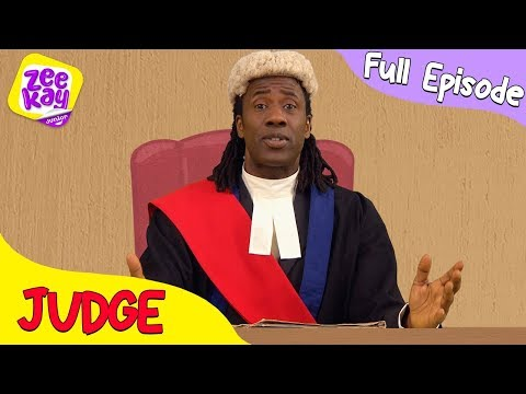 Thumbnail: Let's Play: Judge | FULL EPISODE | ZeeKay Junior