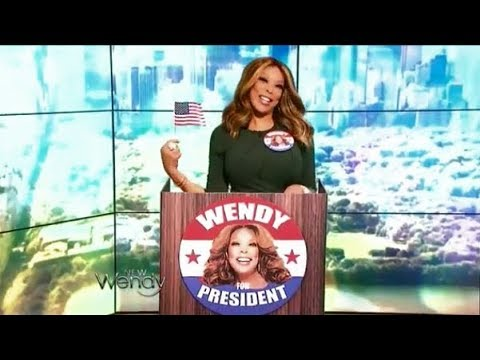 Wendy Williams - Funny/Shady moments (part 23)