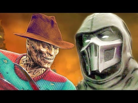 Mortal Kombat X ALL Easter Eggs References Freddy Krueger Noob Saibot - Mortal Kombat XL Easter Egg